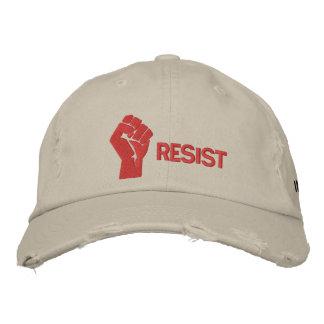 Résistez au casquette