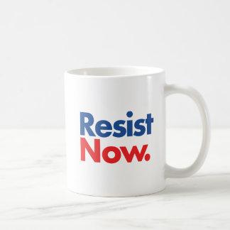 Résistez maintenant mug