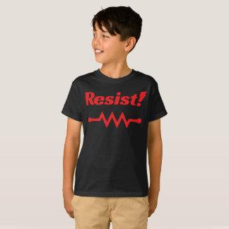 Résistez ! T-shirt (rouge)