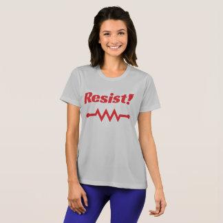 Résistez ! T-shirt sportif