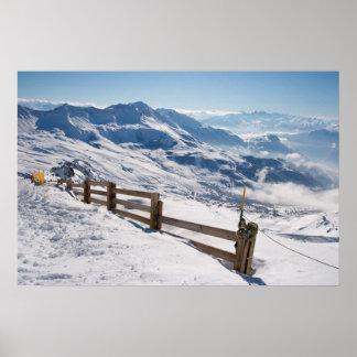 Resost de ski posters