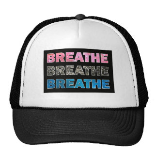 Respirez 002 casquette de camionneur