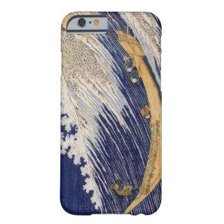 Ressacs par Katsushika Hokusai Coque iPhone 6 Barely There
