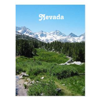 Ressort au Nevada Carte Postale