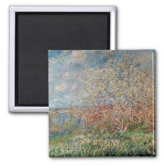 Ressort de Claude Monet |, 1880-82 Magnet Carré