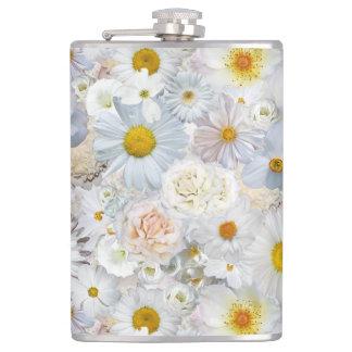 Ressort nuptiale de mariage floral de bouquet de flasques