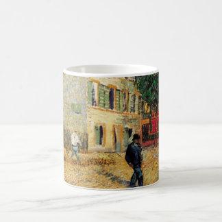 Restaurant de Van Gogh Rispal chez Asnieres Mug