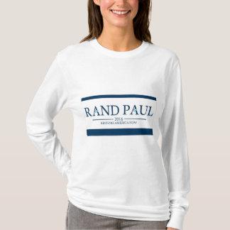 Restauration Amérique de Paul 2016 de couche-point T-shirt