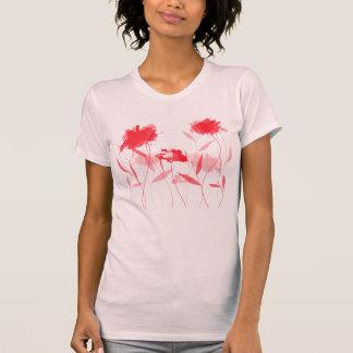 Résumé floral t-shirt