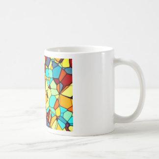 Résumé jaune mug