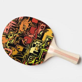 résumé moderne 47C Raquette De Ping Pong