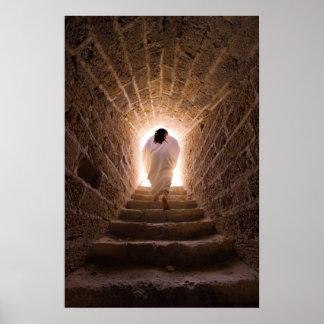 Résurrection de Jésus-Christ Affiche