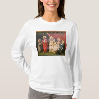 Retable dépeignant le Christ avec St Thomas T-shirt