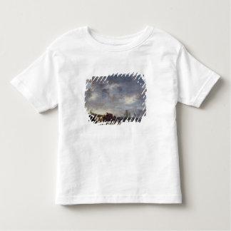 Retour des pêcheurs, 1646 t-shirt pour les tous petits