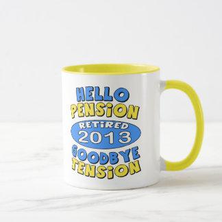 Retraite 2013 mugs