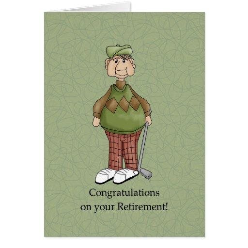 Retraite pour le mari - humour cartes de vœux