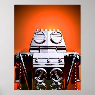 affiche garcon robot - Affiche Garcon Robot