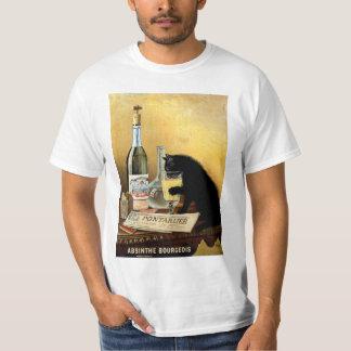 """Rétro affiche française vintage """"bourgeois t-shirt"""