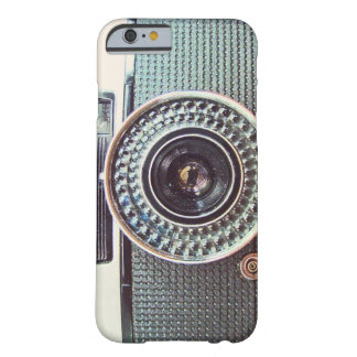 Rétro appareil-photo coque barely there iPhone 6