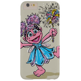 Rétro art d'Abby Cadabby Coque Barely There iPhone 6 Plus