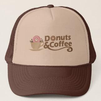 Rétro café et butées toriques casquette