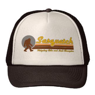 Rétro casquette de camionneur de champion de