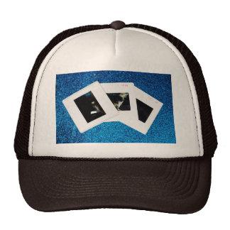 Rétro casquette de camionneur de glissière