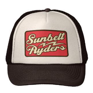 Rétro casquette de camionneur de logo de Sunbelt