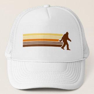 Rétro casquette de camionneur de maille de