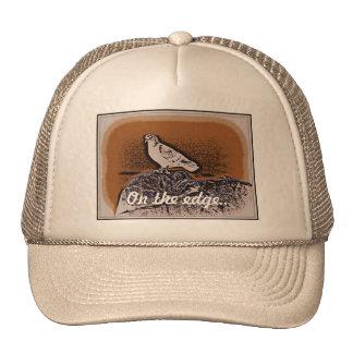Rétro casquette de camionneur de pigeon