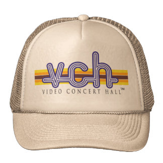 Rétro casquette de camionneur de VCH