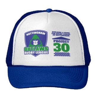 Rétro casquette de camionneur du projet 30