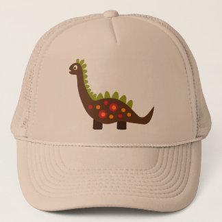 rétro casquette de dinosaure
