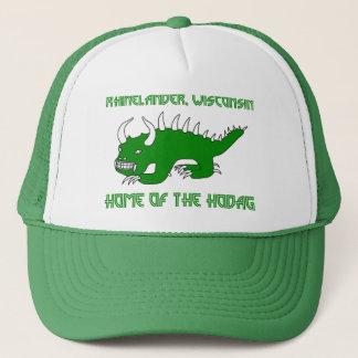 Rétro casquette de Hodag - de Rhinelander Hodag