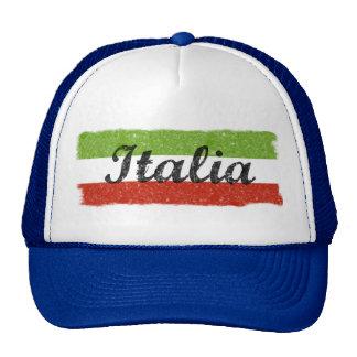 Rétro casquette Italie de camionneur de l'Italie