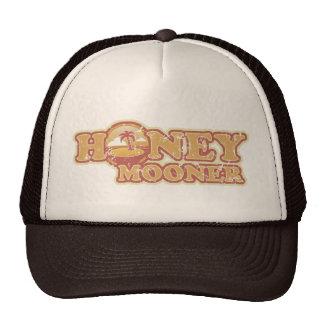 Rétro casquette tropical de camionneur de