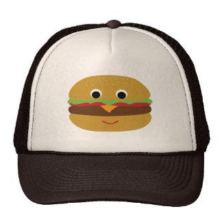 Rétro cheeseburger casquette de camionneur