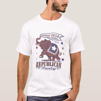 Rétro chemise de GOP T-shirt