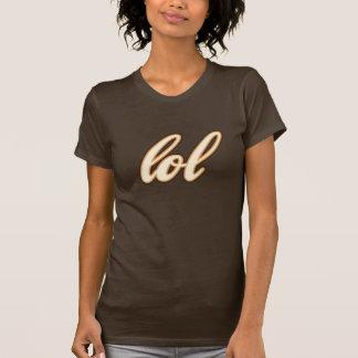 Rétro chemise de LOL T-shirt