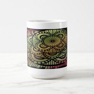 Rétro conception contemporaine mug
