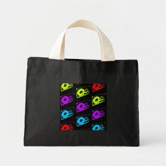 rétro conception des années 80 - bandes de sac