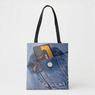 Rétro conception des années 80 sac