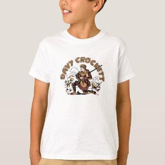 Rétro Davy Crockett T-shirt