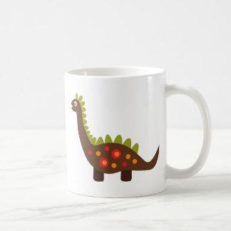 rétro dinosaure mug