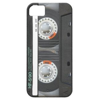 Rétro enregistreur à cassettes coque Case-Mate iPhone 5