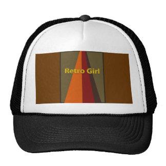 Rétro fille casquette de camionneur