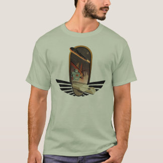 retro futur t-shirt