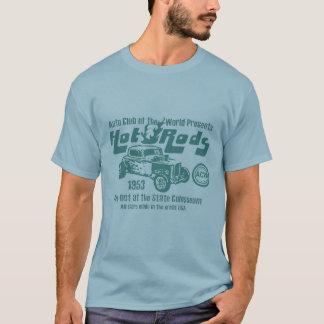 Rétro hot rod t-shirt
