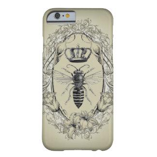 rétro iPhone victorien 6 C de mode de couronne de