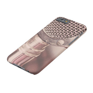Rétro MIC Coque iPhone 6 Barely There